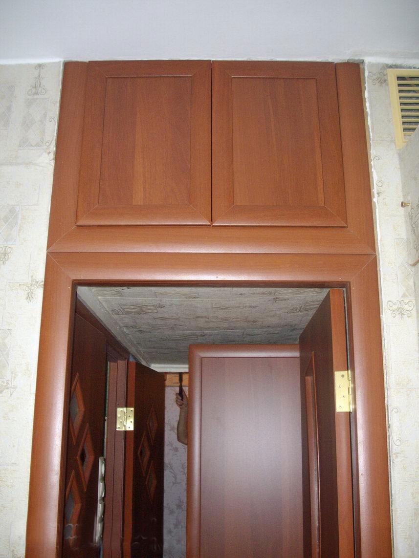 Двери для антресолей своими руками